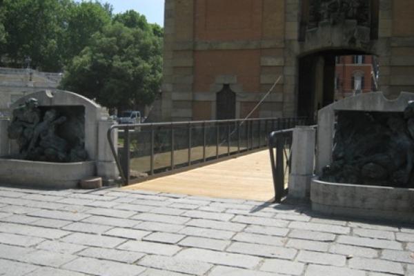 Ponte P.za XX Settembre